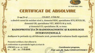Radioprotecția în radiodiagnostic și radiologie intervențională